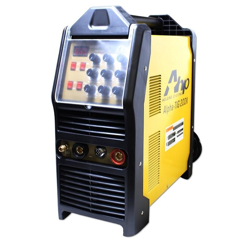 AHP AlphaTIG 200X