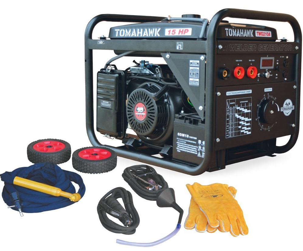 5 Best Welder Generators for the Money (2019) - Reviews