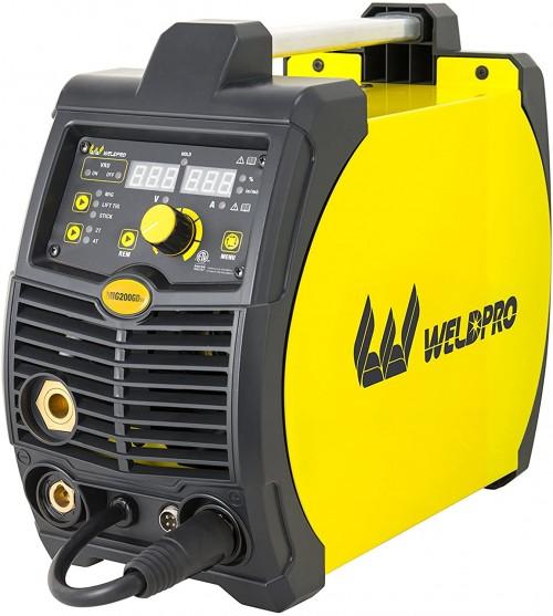 Weldpro 200 amp Inverter (Mig200gdsv)