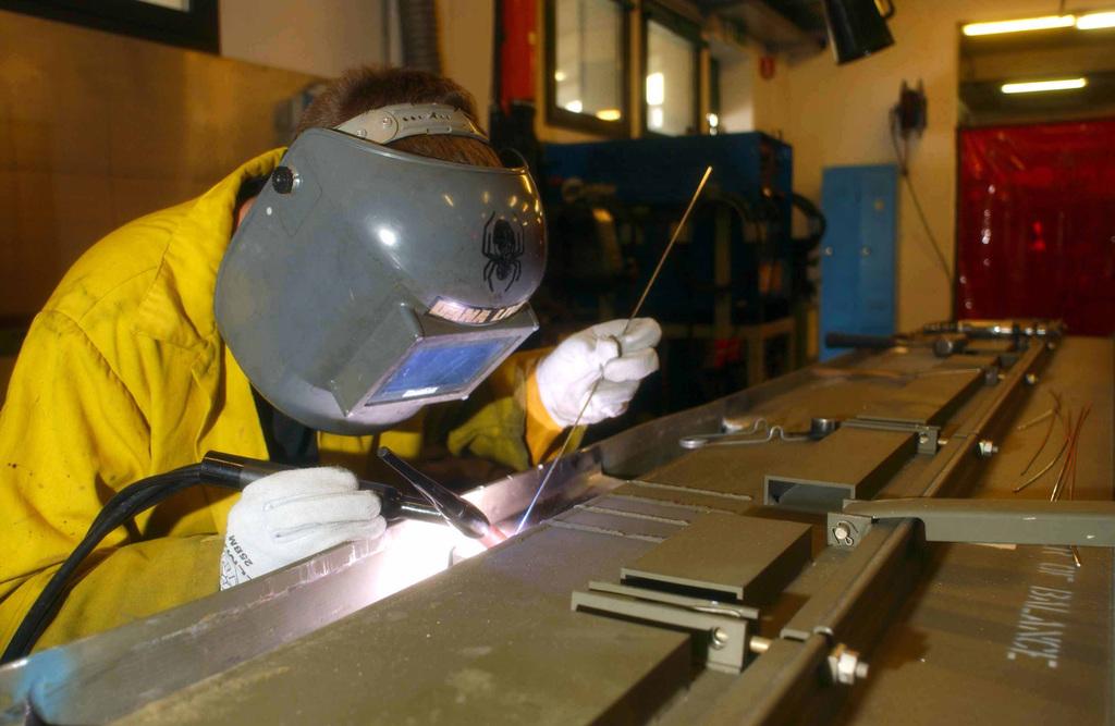 welding school and colleges